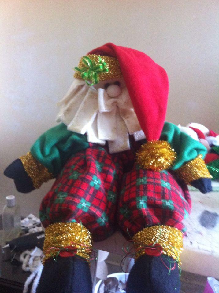 Papa Noel mameluco