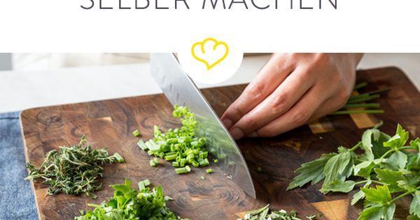 Kräuterbutter selber machen – so funktioniert's | Recipe | Wer, 2! and Um