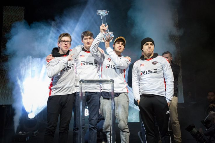 172 teams came to battle it out, but only one remained, as Rise Nation take the championship for the CWL Open at MLG Vegas, getting them one step closer to the chance of winning the first ever CWL Pro League and raising the championship.