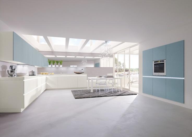 Inspiration Cuisine Design: cuisine blanche