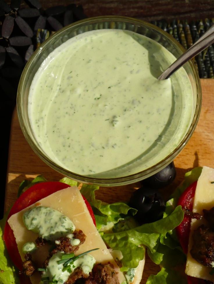 Homemade Garlic Mayonaise