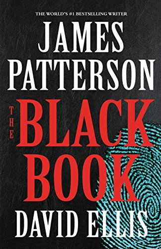 """The Black Book"" by James Patterson and David Ellis"