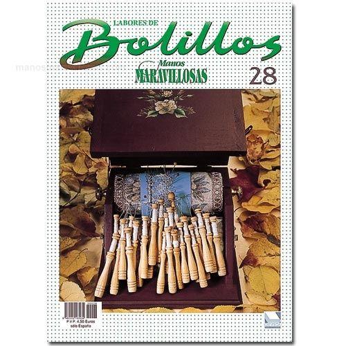 Manos Maravillosas Labores de Bolillos 28