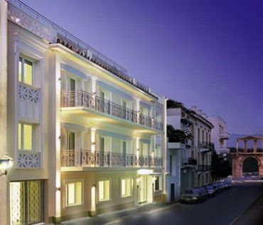 Συντήρηση AVA HOTEL - Λυσικράτους 9 -11, Αθήνα.