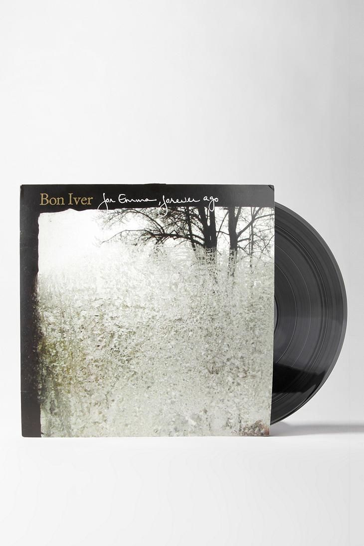 Bon Iver - For Emma, Forever Ago. A cold weather necessity. #urbanoutfitters