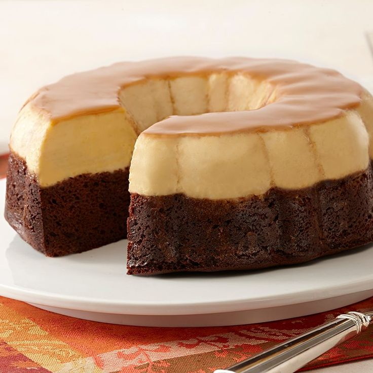 Learn to make Chocoflan. Read these easy to follow recipe instructions and enjoy Chocoflan today!