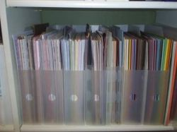 How To Organize Scrapbook Paper