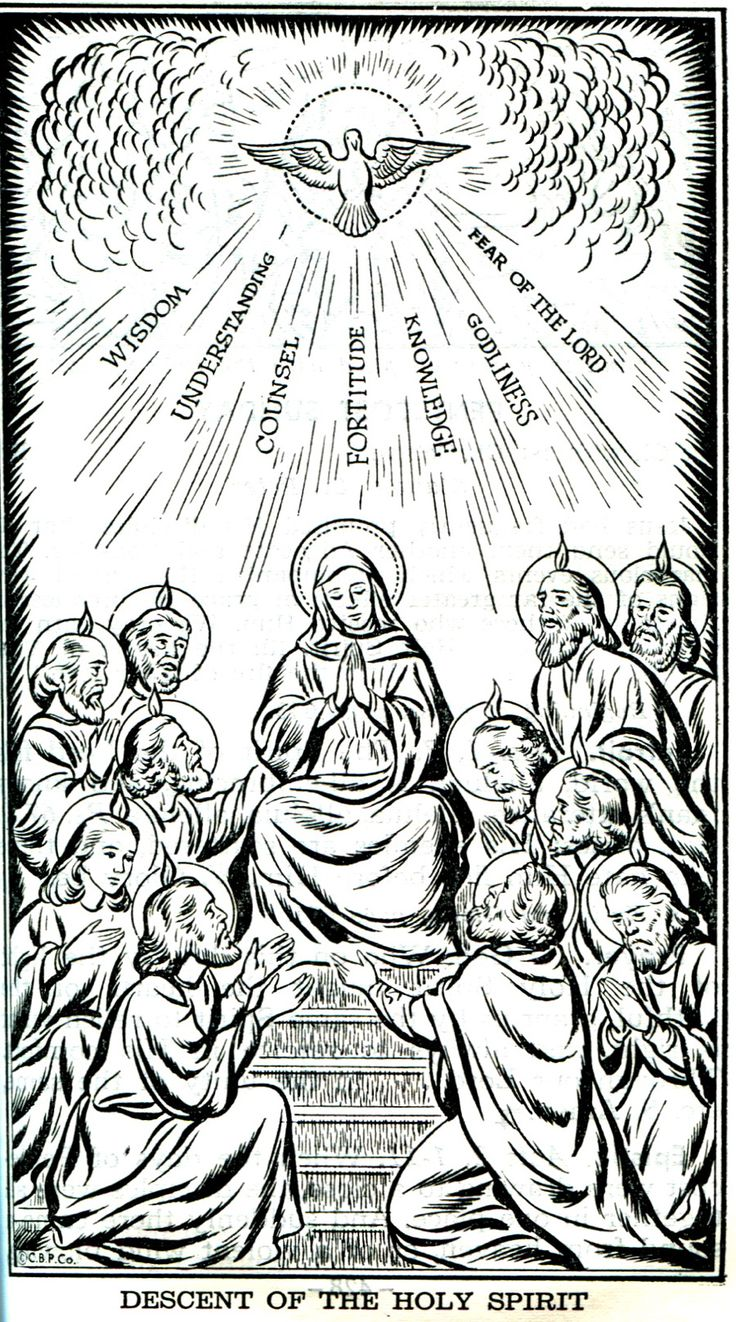 the pentecost in the bible