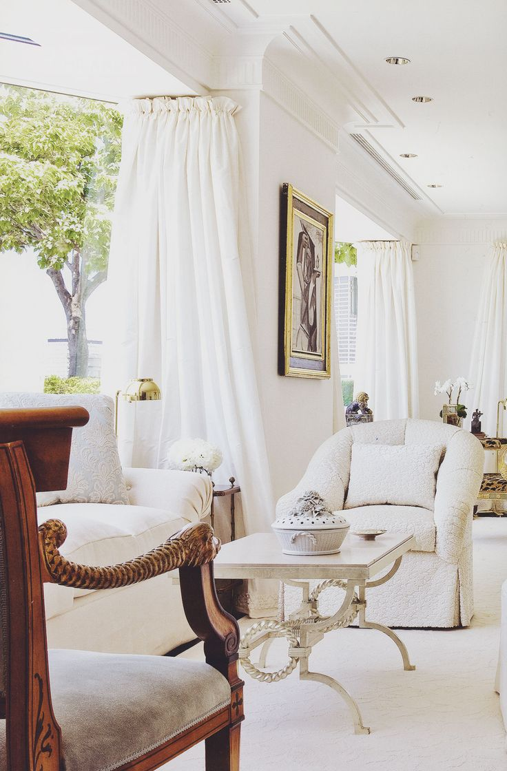 Interior Design White Living Room 347 Best Images About Drapes And Window Treatments On Pinterest
