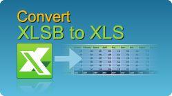 Convert Excel XLSB to XLS in C#, VB.NET, Java, PHP, ASP classic, C++, C++.NET, VB6, VBS! XLS, XLSX, XLSM, XLSB spreadsheets by EasyXLS.  #EasyXLS #Convert #Excel #XLSB #XLS