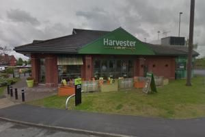 Harvester restaurant shuts permanently