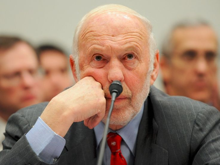 1. James Simons, founder of Renaissance Technologies Corp.