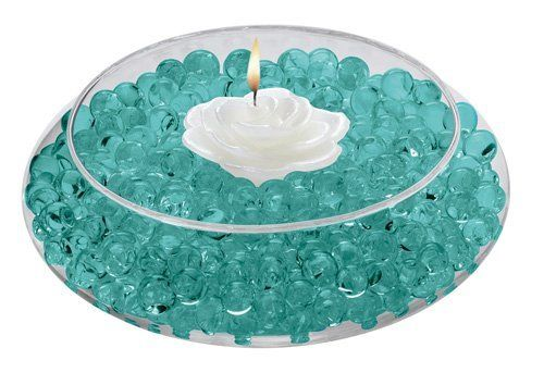 Water Pearls TURQUOISE Centerpiece Wedding Tower Vase Filler makes 6 gallons (8oz pack) by Six Star Sales, http://www.amazon.com/dp/B006NKNIP0/ref=cm_sw_r_pi_dp_.G5zrb0Z7NENG