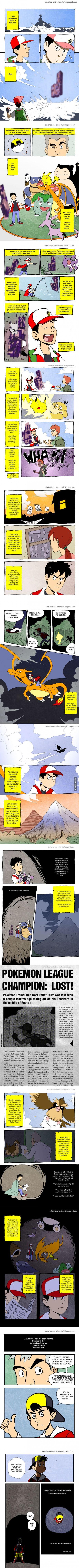 MissingNo's Story