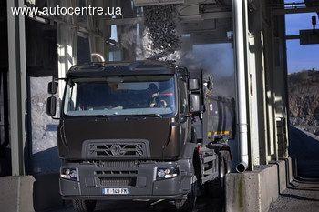 Компания Renault Trucks выводит на рынок биодизельные двигатели, предназначенные для трех моделей развозных грузовиков.