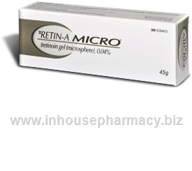 how to use retin a micro gel