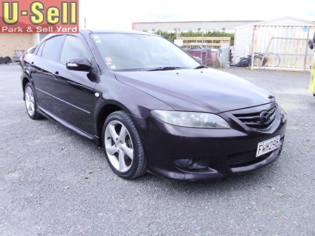 2004 Mazda Atenza for sale | $6,990 | https://www.u-sell.co.nz/main/browse/26629-2004-mazda-atenza--for-sale.html | U-Sell | Park & Sell Yard | Used Cars  | 797 Te Rapa Rd, Hamilton, New Zealand
