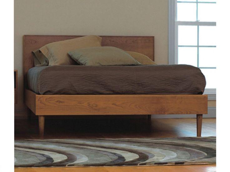Danish Timber Bed Frame - Bedworks