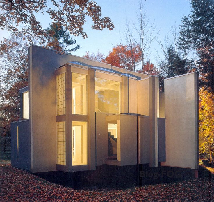 House vi or the frank residence is a significant for Residential architect