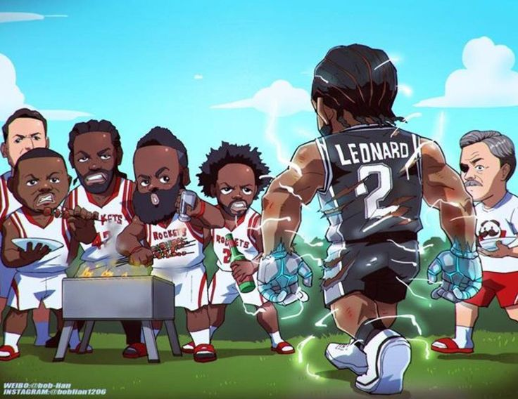 """Basketball 🏀  What's your prediction for the spurs rockets series 🚀 ——— Via • @boblian1206"""""""
