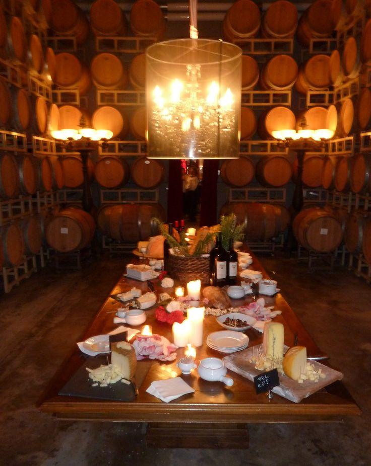 Raymond-vineyards-barrel-room  #winesister #raymondsister #raymondvineyard  @Raymond Vineyards @Wine Sisterhood @Middle Sister Wines