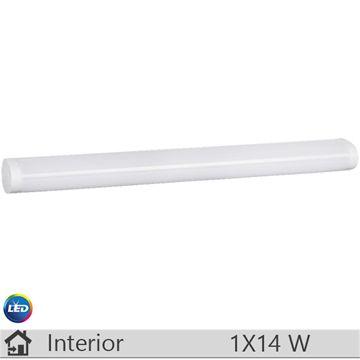 Aplica LED baie, iluminat decorativ interior Rabalux, gama Hidra, model 2360