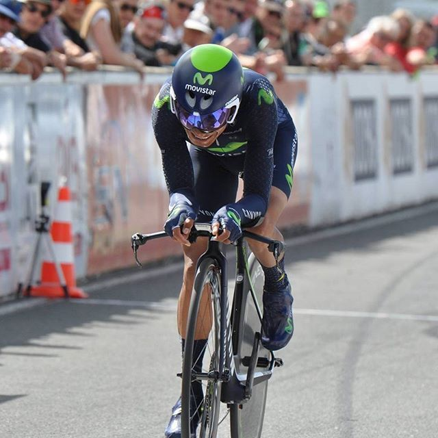 Nairo Quintana wins stage 3 TT Route du Sud 2016