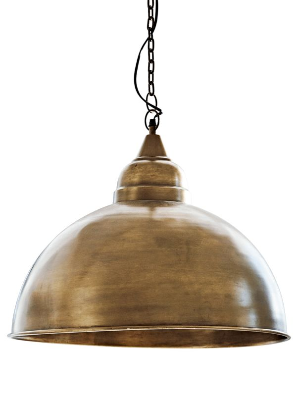 Tove Pendant - Burnished Gold