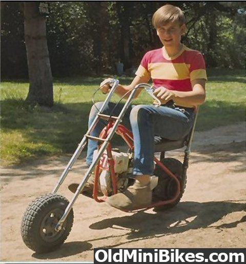 Vintage Mini Bike Chopper : Best images about vintage mini bikes on pinterest