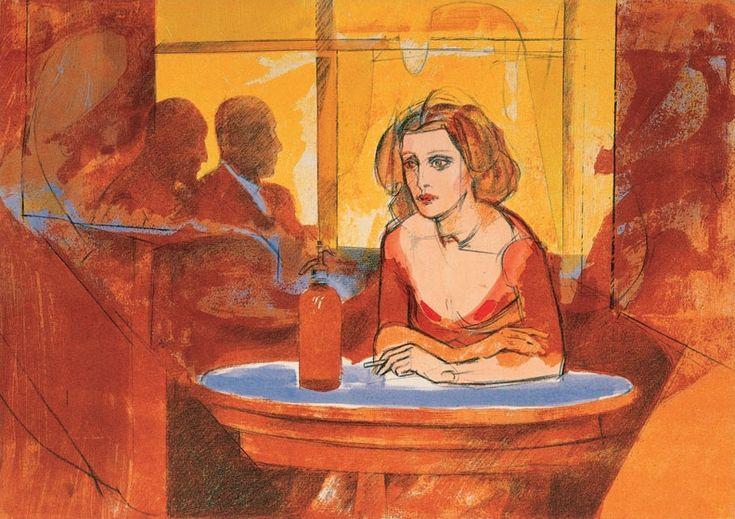 Alberto Sughi | Existential Realism painter | Tutt'Art@ | Pittura * Scultura * Poesia * Musica |