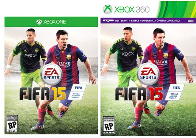 FIFA 15 Cover Features Clint Dempsey In North America http://www.ubergizmo.com/2014/07/fifa-15-cover-features-clint-dempsey-in-north-america/