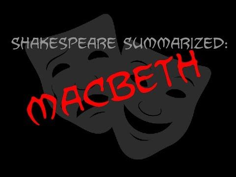 Deception macbeth thesis