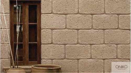 Piedra sillar muros fachadas recubrimiento casas de - Bloques para muros ...