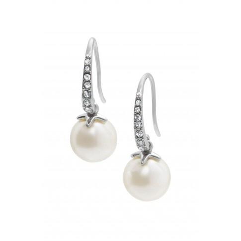 Stella & Dot Maddie Pearl Earrings