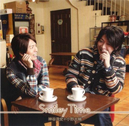 Daisuke Ono (小野 大輔 ) and Hiroshi Kamiya (神谷 浩史) ❤