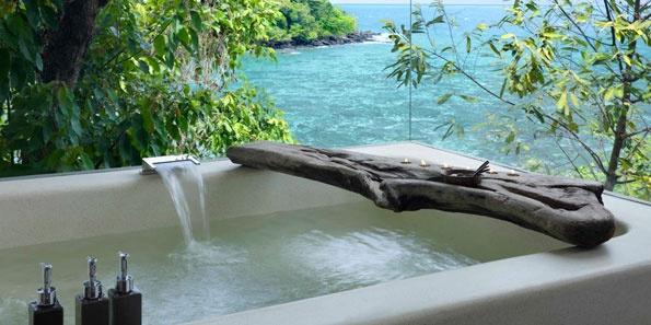.: Saa Private, Private Island, Dream, Bathtub, Place, Master Bathroom
