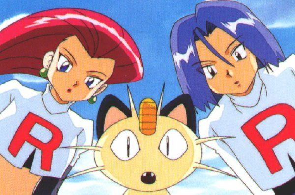 TEAM ROCKET'S ROCKIN | Publish with Glogster!