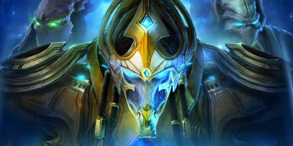 StarCraft 2 Legacy Of The Void Preloading Begins