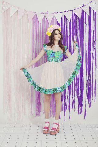 Lux Loves Me Dress – WND.LND