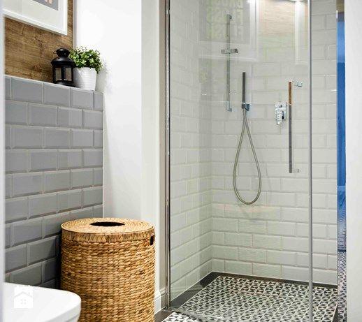 Łazienka styl Skandynawski - zdjęcie od SHOKO.design