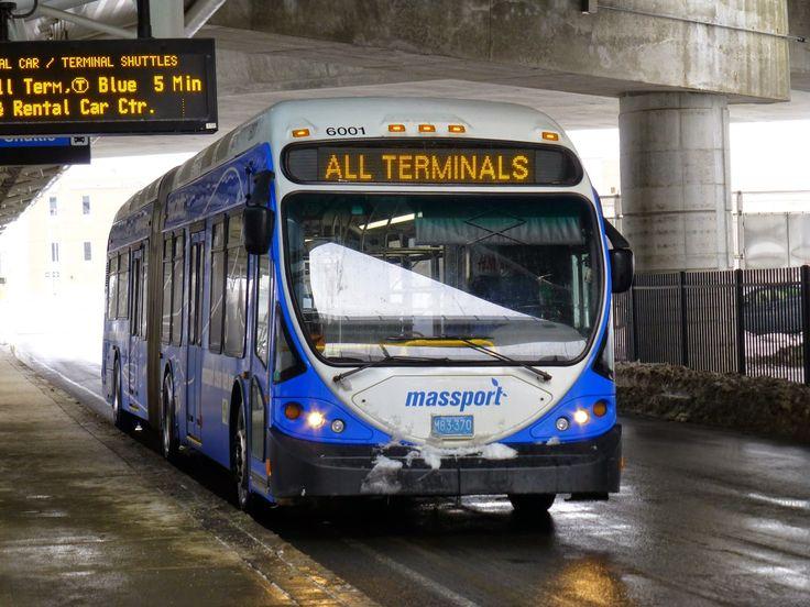 Logan+Shuttle+Massport  bus