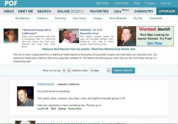 Plentyoffish Login : (POF.com) Free Online Dating   Dating
