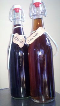 Hi girls! Well, when I found the Kahlua recipe on this site I was beyond excited! I've made it a ton and have given it as gifts to lots of very happy people!