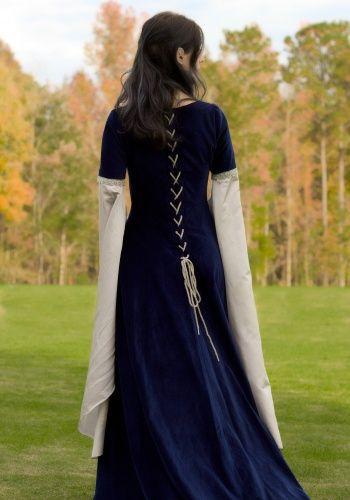 Elvish Dress by Mamie | Project | Sewing / Dresses | Kollabora