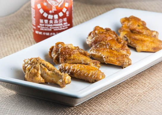 Sriracha Curry Hot Wings: Dairyfree Appetizer, Appetizer Superbowl, Superbowl Biggame, Nom Nom, Sunday Glutenfree, Superbowl Sunday, Glutenfree Dairyfree, Wings Glutenfree