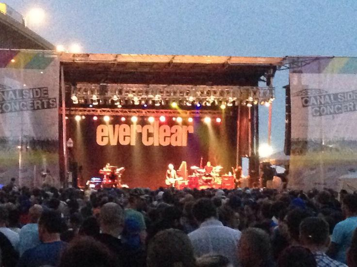 Canalside Concert Series - Everclear  (6/18/2015)
