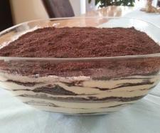 Rezept Oreo-Creme von Sannchen01 - Rezept der Kategorie Desserts