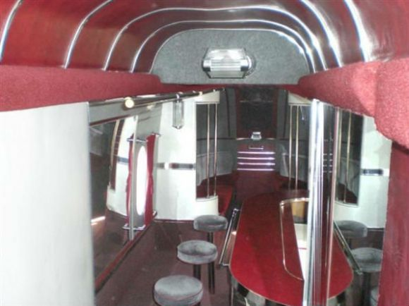 One Of Nine Left  1939 Gm Futurliner