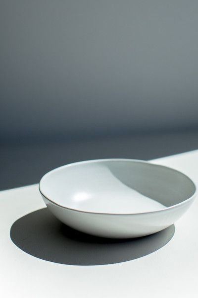 ORGANIC SMALL SERVING BOWL - IVORY