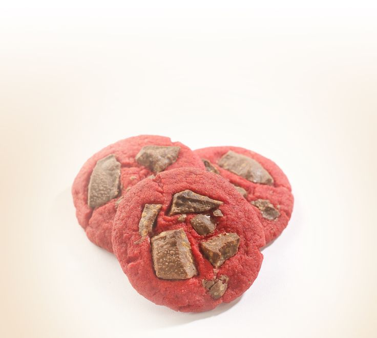Get the recipe for delicious Maltesers red velvet cookies for your bake sale and help #bakeamillion for Red Nose Day.